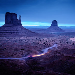 Monument Valley by Anthony Georgieff