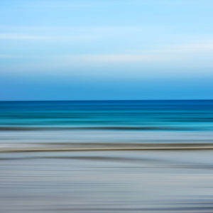 Ripples of Low Tide II by Liesl Marelli