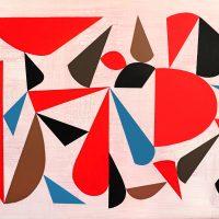 DANCING ARCS & ANGLES Louis Gribaudo