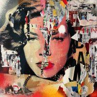Lauren Bacall No. 2 Peter Horvath