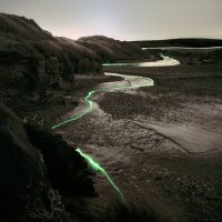 Light Waves and Dark Currents No.3 - Limited Edition of 8 Photograph Joel James Devlin